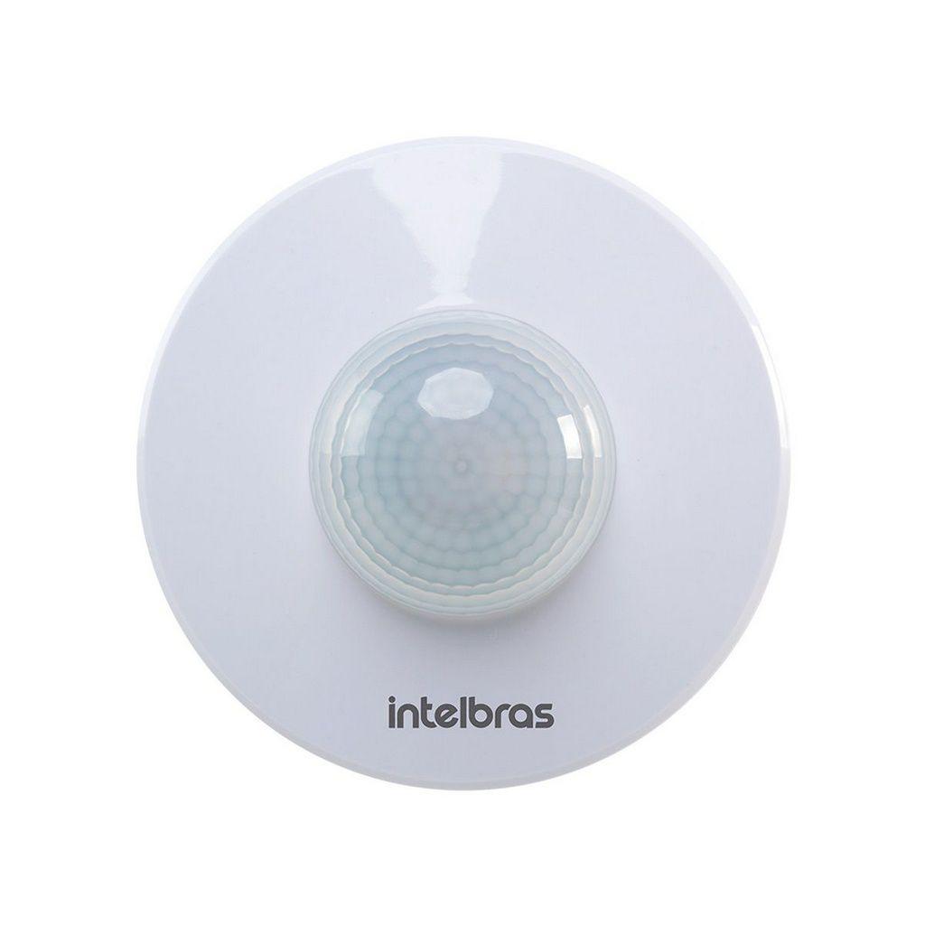 Sensor De Presença Para Iluminação Esp 360 + Intelbras