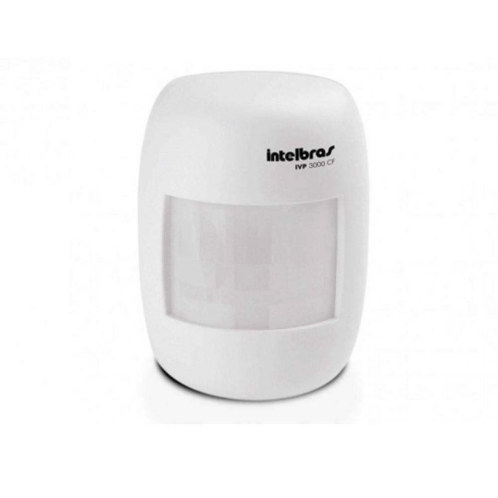 Sensor infravermelho passivo com fio IVP 3000 CF