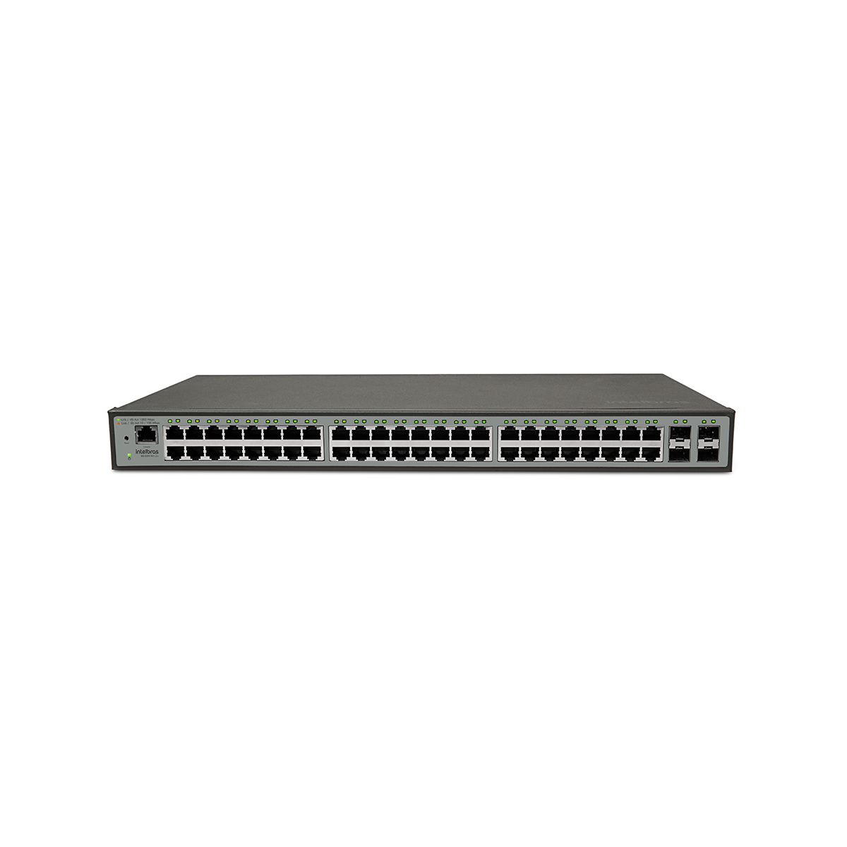 Switch Gerenciável 48P Giga + 4P GBIC - SG 5204 MR L2+