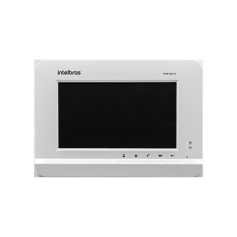 Terminal de vídeo IP TVIP 500 HF  Intelbras