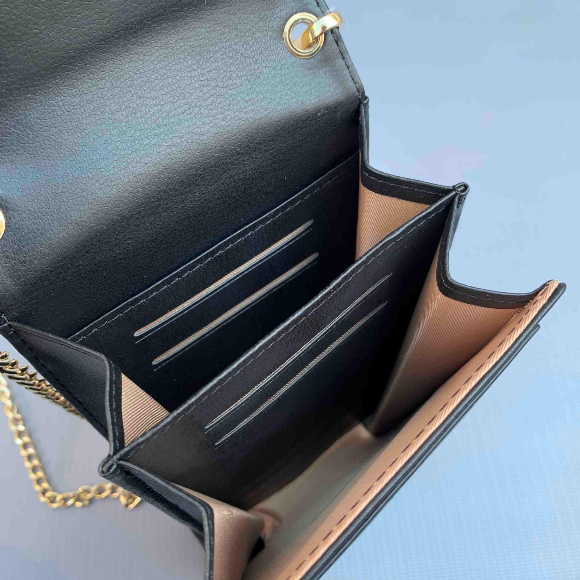 Bolsa Preta Versátil GB  - Choque Concept
