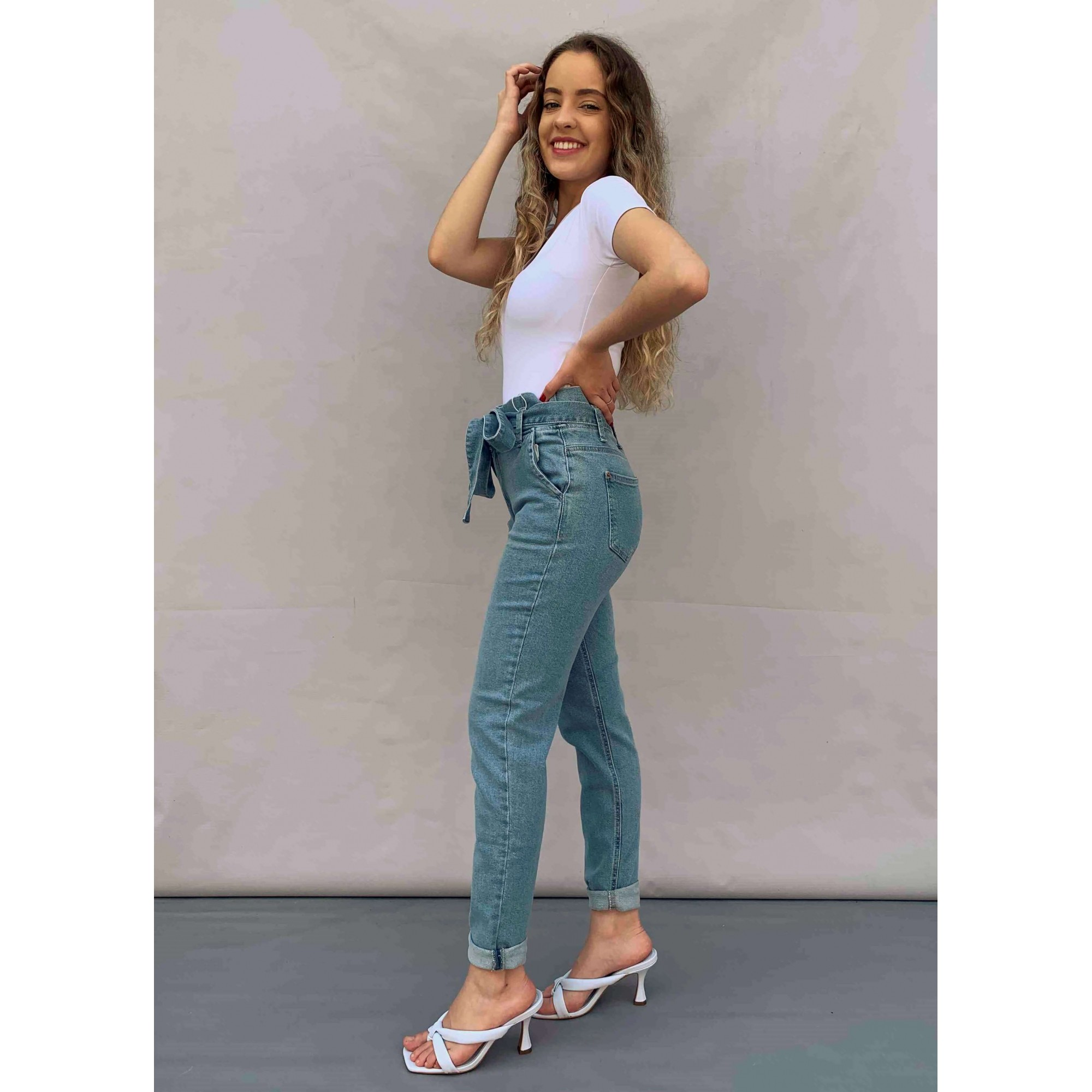 Clochard Jeans claro Visual Jeans  - Choque Concept