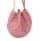Rosa Metalizado Sac Bag