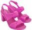 Rosa Velvet Heel
