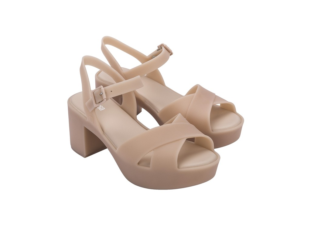 Melissa Essential Heel  - Choque Concept