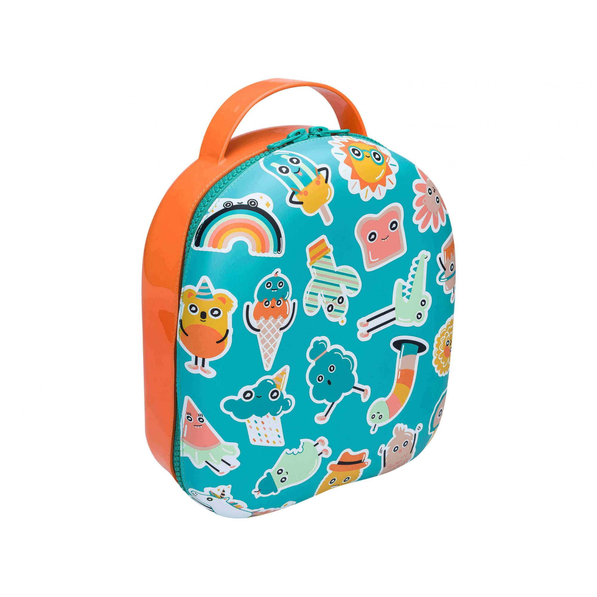 Mini Bag + Turma do Pudim  - Choque Concept