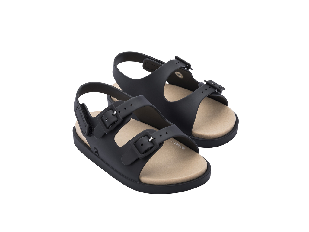 Mini Melissa Wide Sandal BB  - Choque Concept