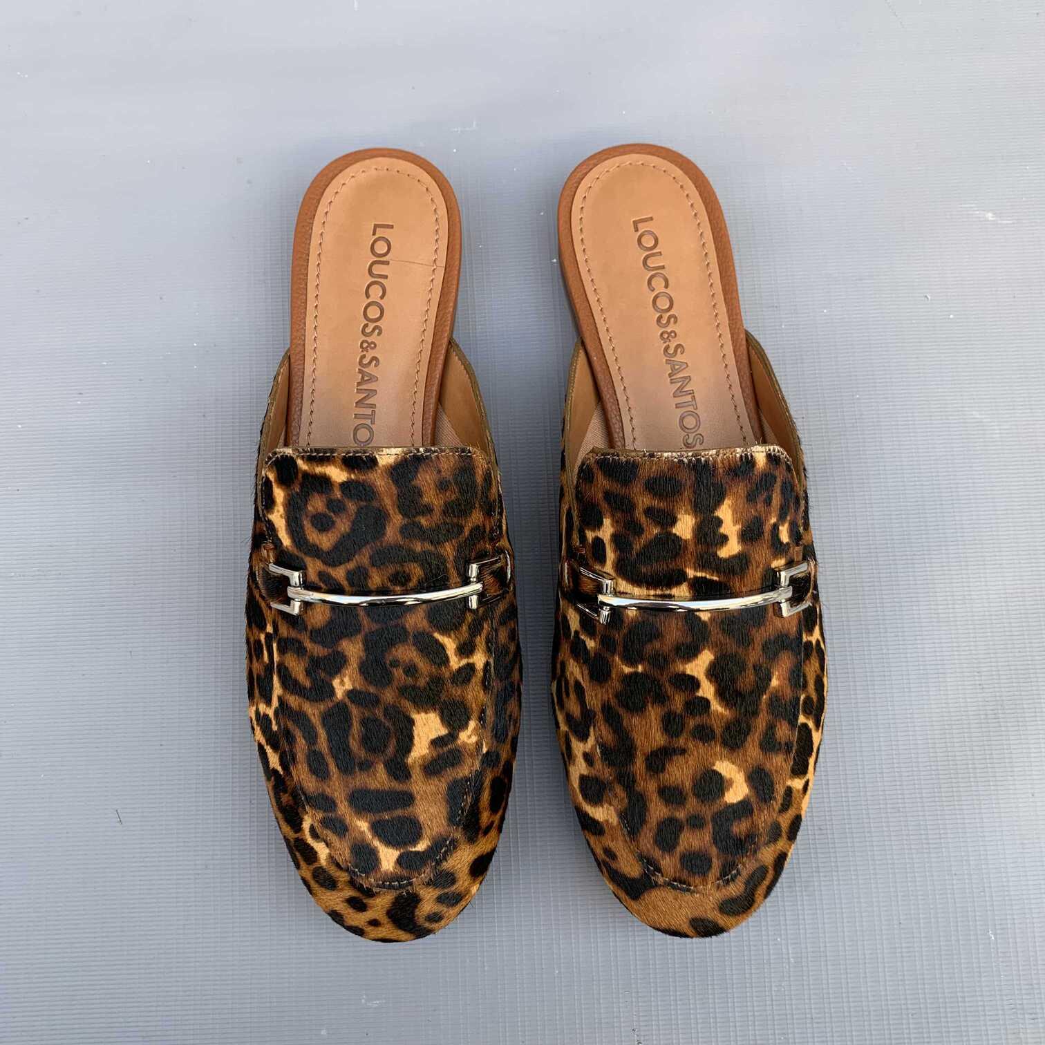 Mule Leopardo Loucos e Santos  - Choque Concept