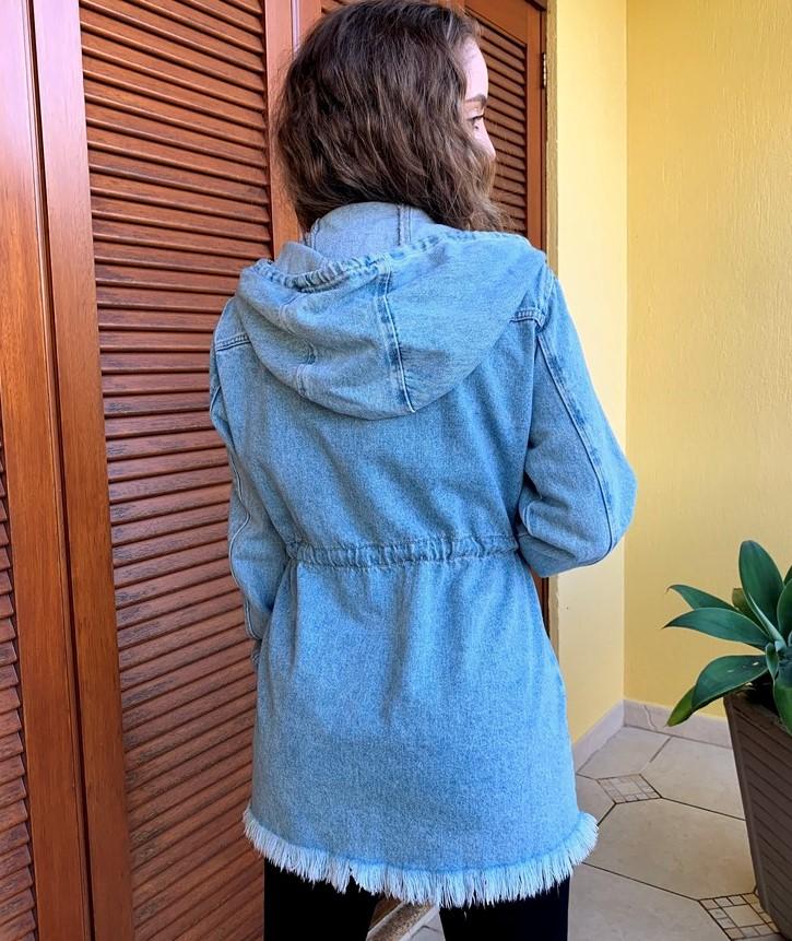 Parka Visual Jeans  - Choque Concept