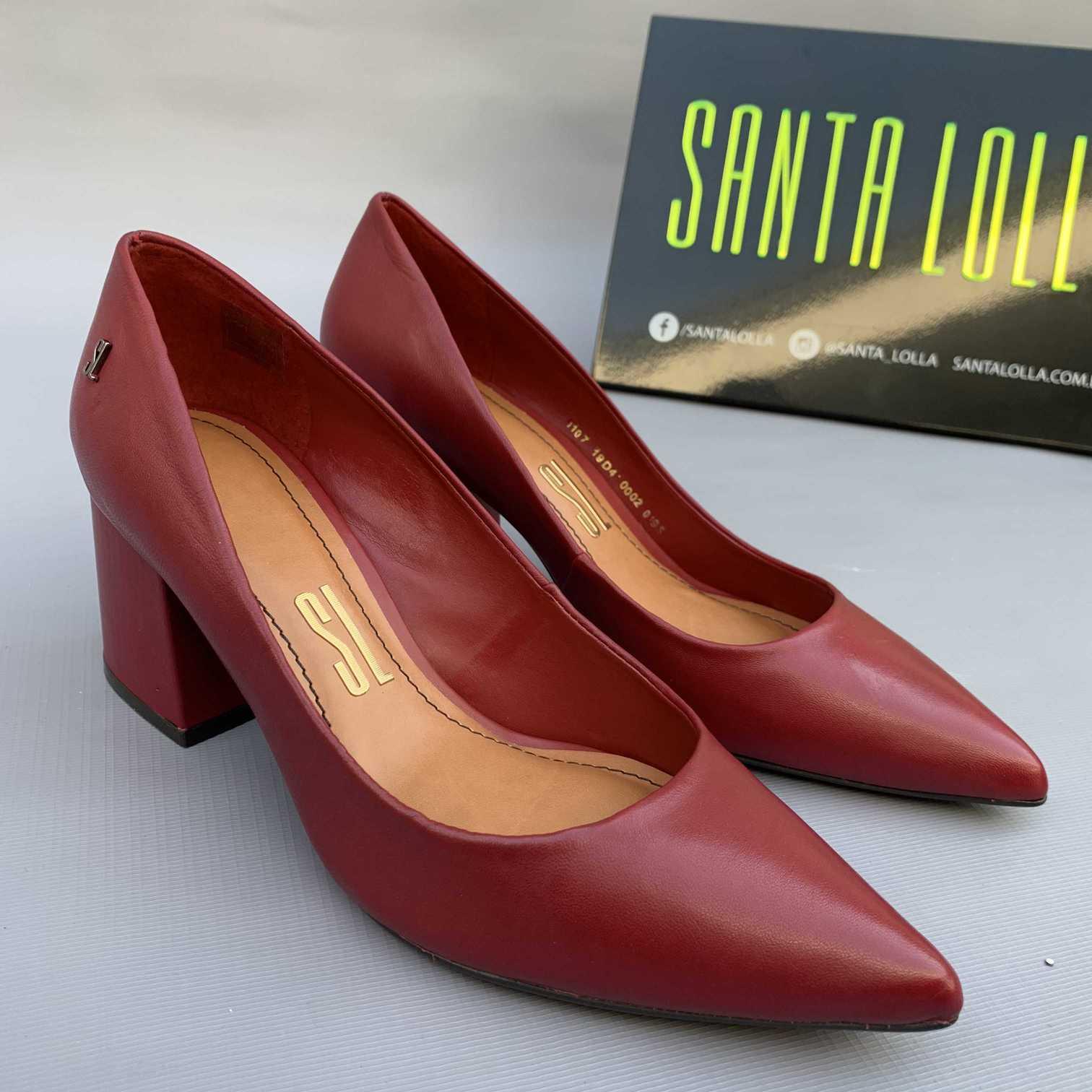 Sapato Clássico Santa Lolla  - Choque Concept