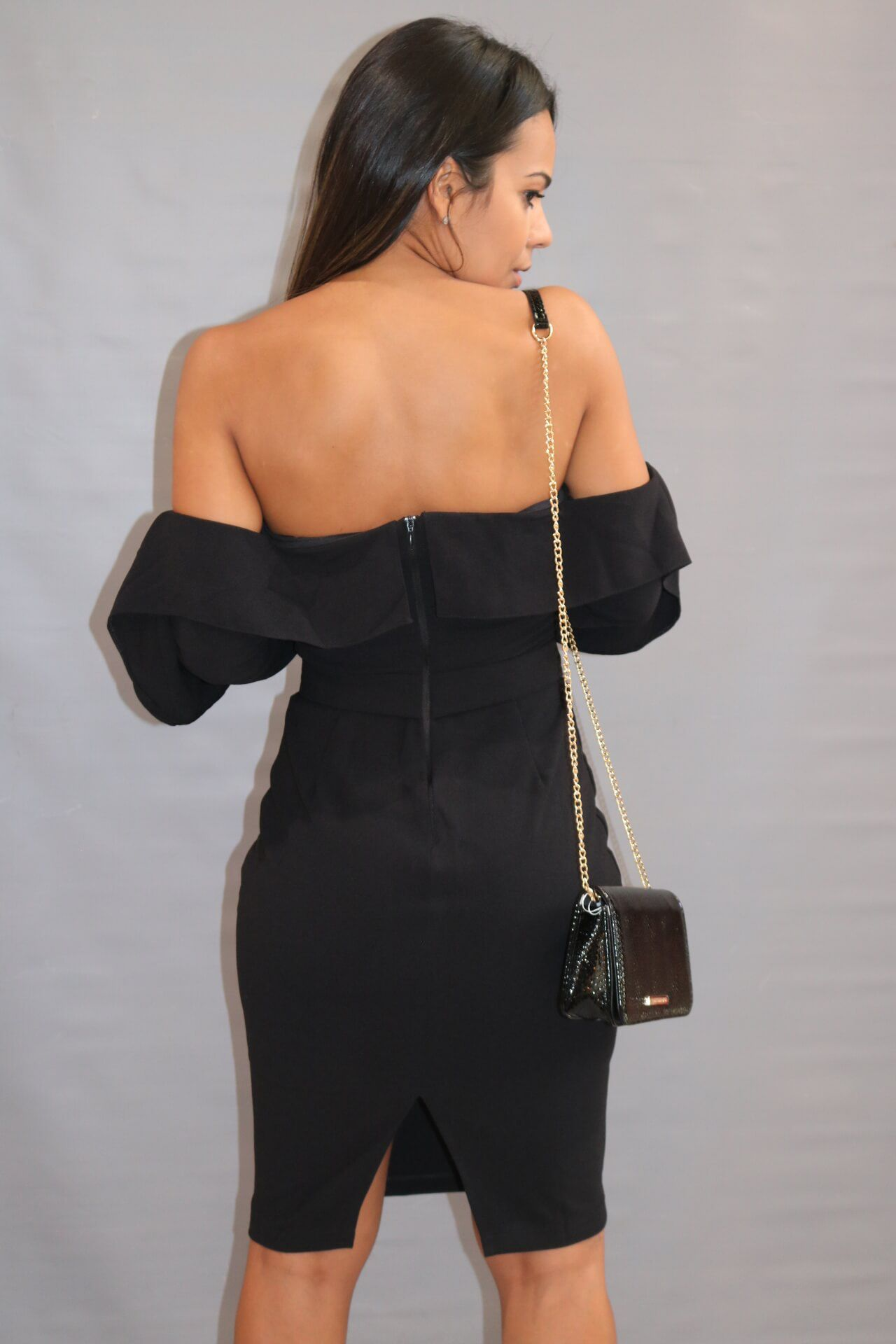 Vestido Charry  - Choque Concept