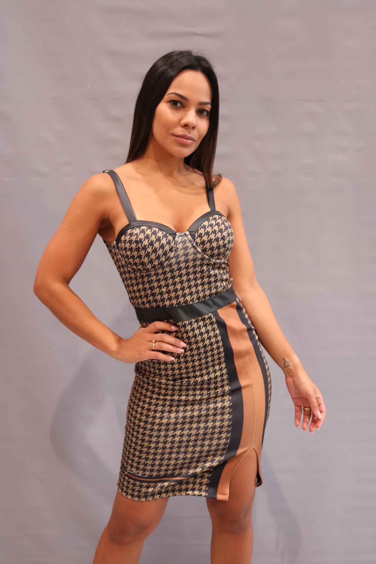 Vestido GB   - Choque Concept