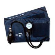 Aparelho De Pressão Adulto Grande Nylon Velcro Azul AP1007 BIC