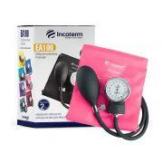 Esfigmomanômetro Aneróide EA100 Pink INCOTERM