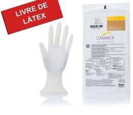 LUVA CIRÚRGICA PAR 7.5 S/PÓ GAMMEX SENSITIVE ANSELL
