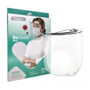 Máscara Proteção Facial BeSaved Plus
