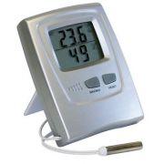 Termo-higrômetro Digital INT/EXT MAX/MIN 7666 Incoterm