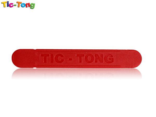 Abaixador de Língua TIC-TONG Standard C/ 40Un. Agaplastic