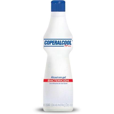 Álcool Gel Antisséptico 70% 500G Coperalcool