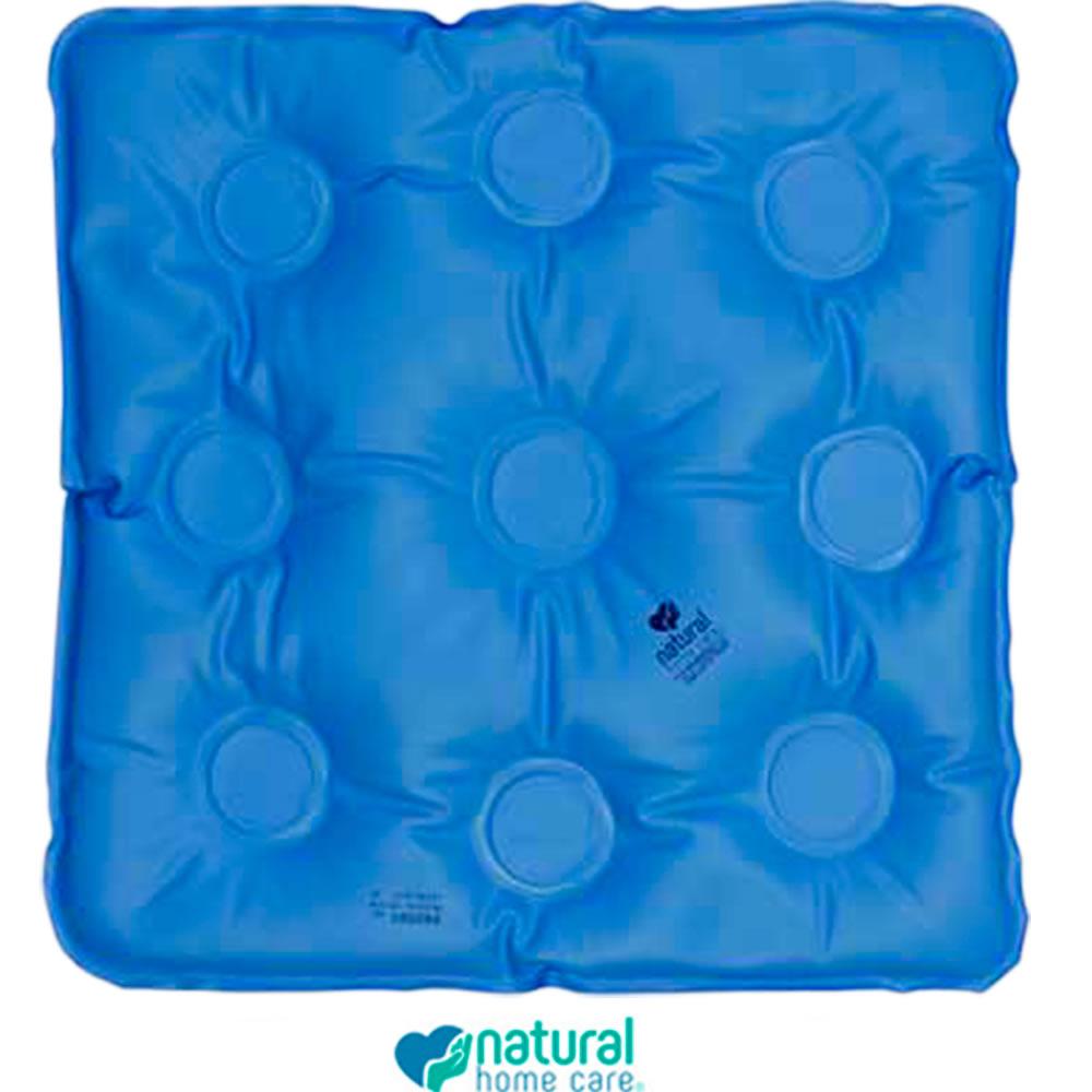 Almofada Especial Gel Quadrada Sem Orifício Natural Home Care