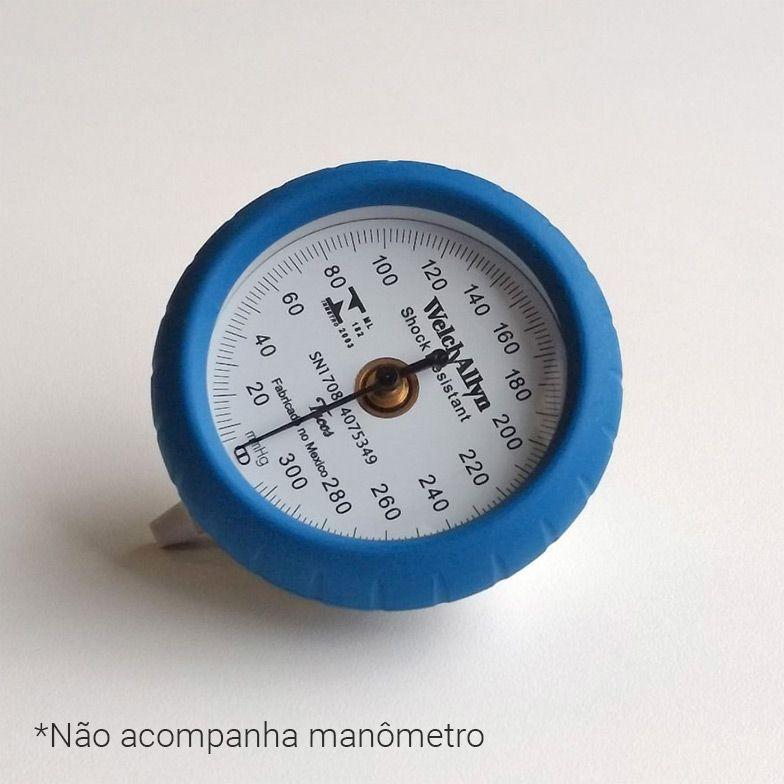 Anel Amortecedor Azul Para Durashock DS44 Welch Allyn