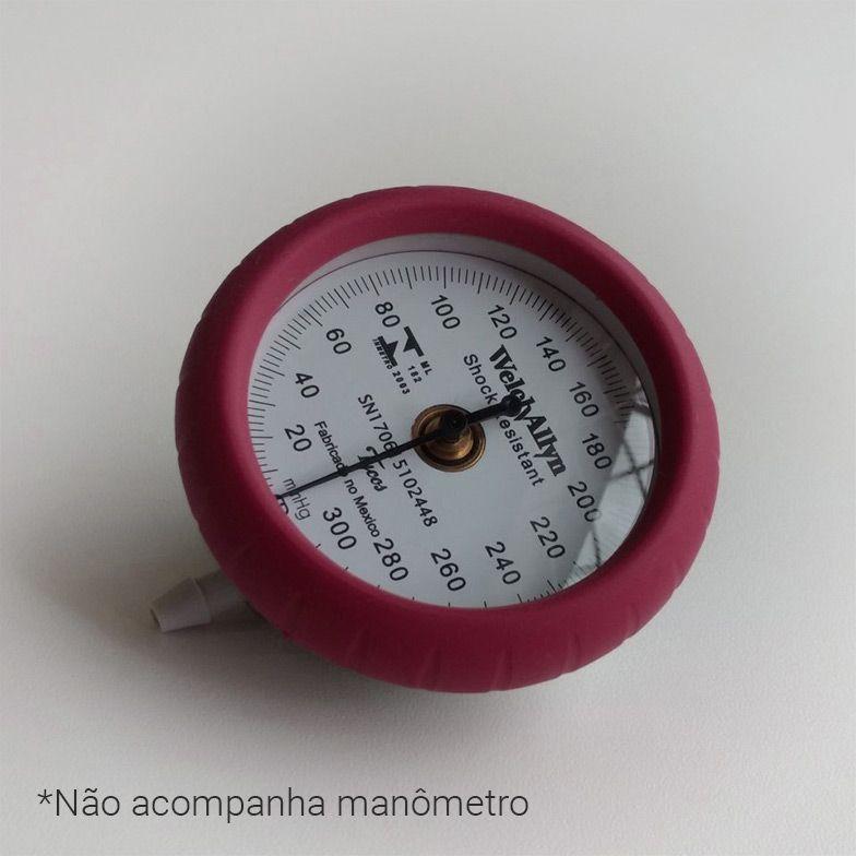 ANEL AMORTECEDOR VINHO PARA DURASHOCK DS44 WELCH ALLYN