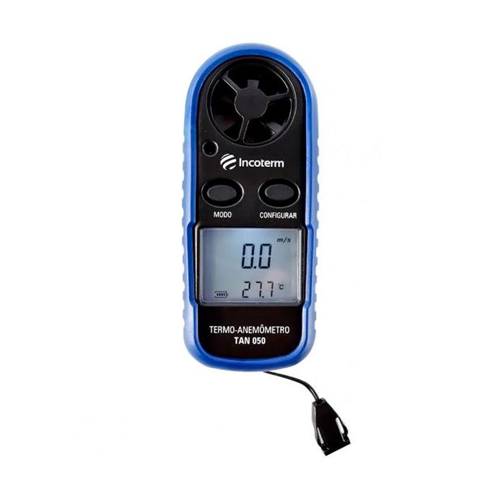 Anemômetro Digital TAN 050 Incoterm