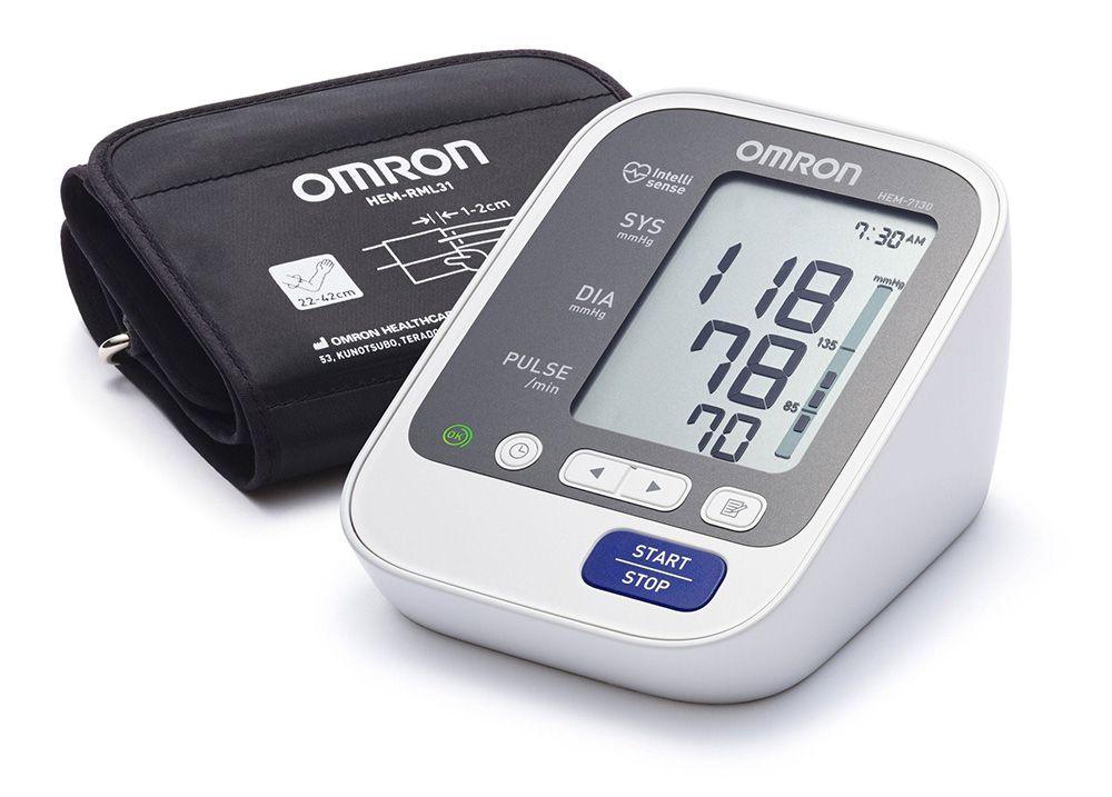 Aparelho de Pressão Arterial Elite HEM-7130 Omron