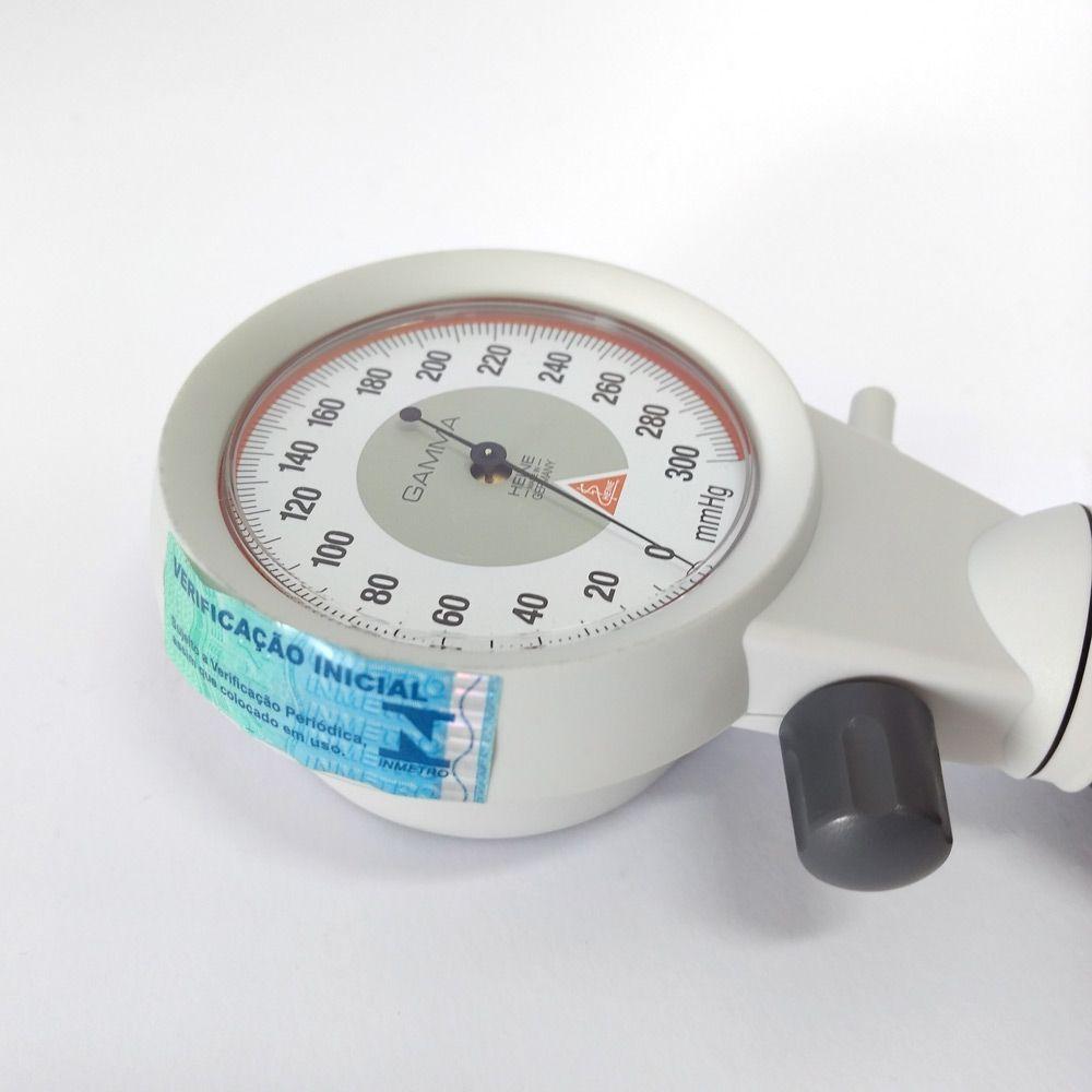 Aparelho de pressão Gamma G5 Adulto Pequeno 20-29cm Heine