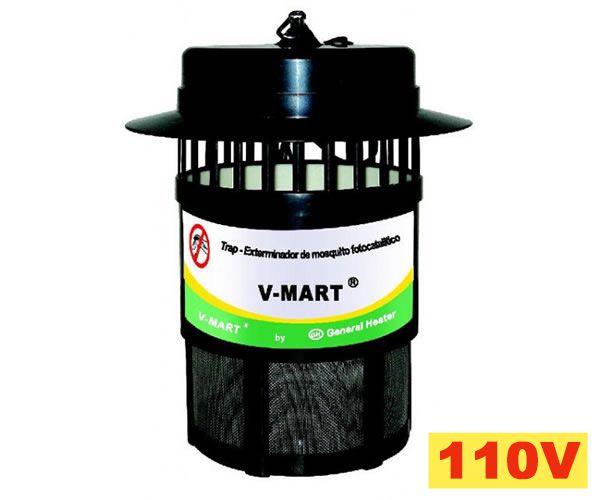 Armadilha De Mosquito C/ Ventilador V-MART-01 110V General Heater