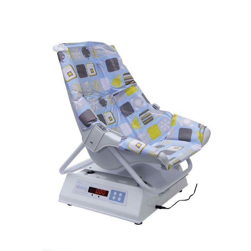 Balança Cadeirinha Pediátrica Digital 109E Confort Welmy
