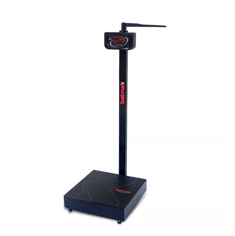Balança Digital Antropométrica Fitness BK-200FAN Balmak