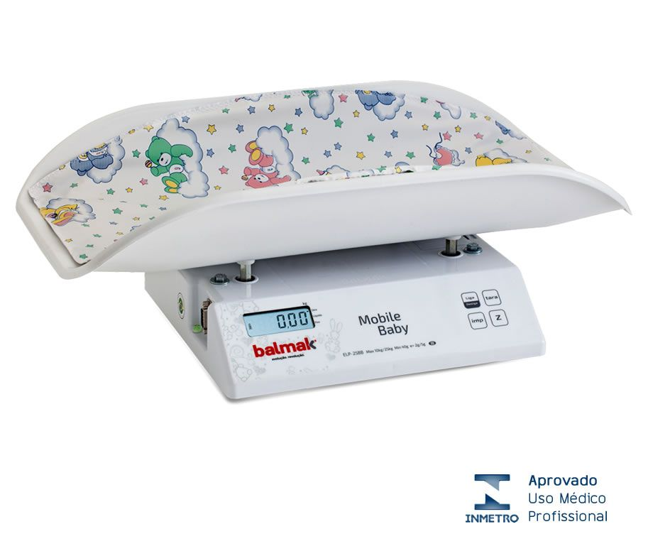 Balança Digital Para Bebês ELP-25BBC Balmak
