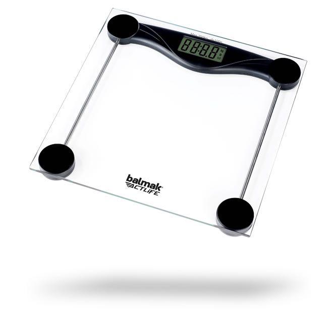Balança Digital Pessoal SLIMBASIC-200 Balmak