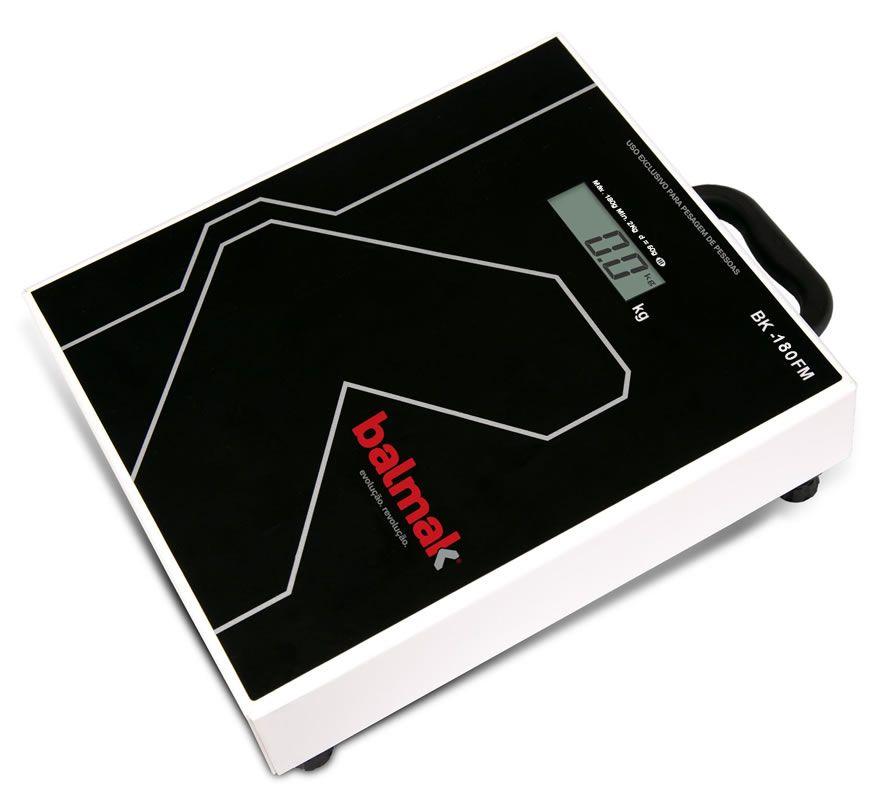 Balança Digital Profissional Portátil BK-180 FM Balmak
