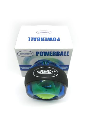 BOLA GIROSCÓPIO POWER BALL SUPERMEDY