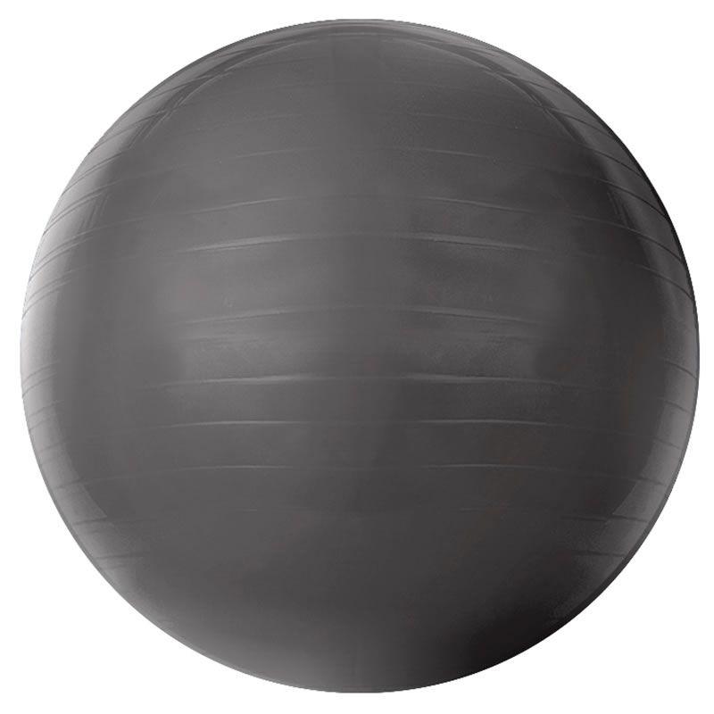 Bola Suiça Gym Ball 55cm Cinza Acte