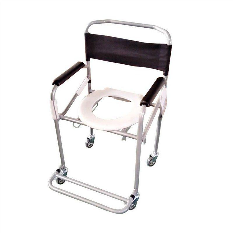 Cadeira de Banho Simples D40 100Kg DELLAMED