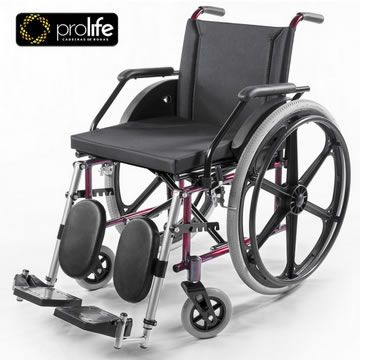 Cadeira De Rodas PL 102 Confort Flex 44 Prolife