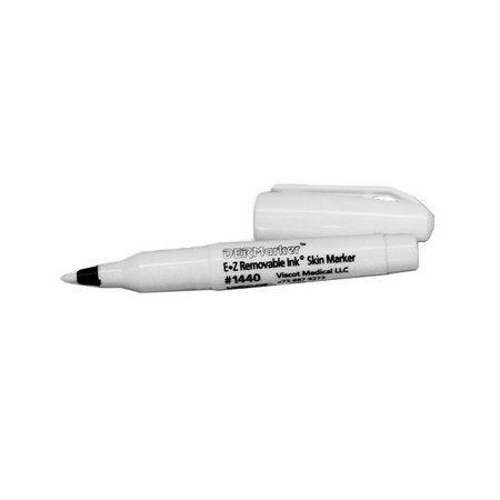 Caneta Dermográfica Skin Marker Branca Viscot