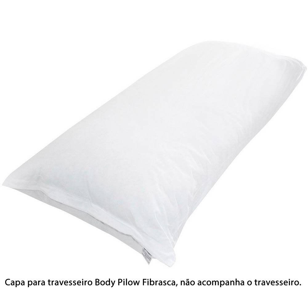 Capa Para Travesseiro Body Pillow 3099 Fibrasca