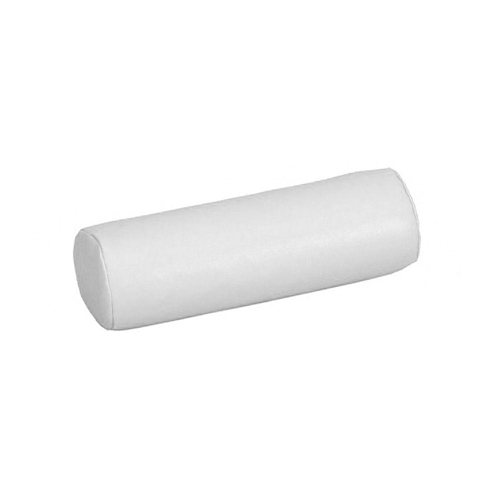 Cilindro de espuma Allende Tam P Branco Marcos Móveis