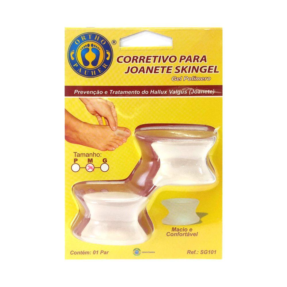 Corretivo P/ Joanete Skingel M Ortho Pauher