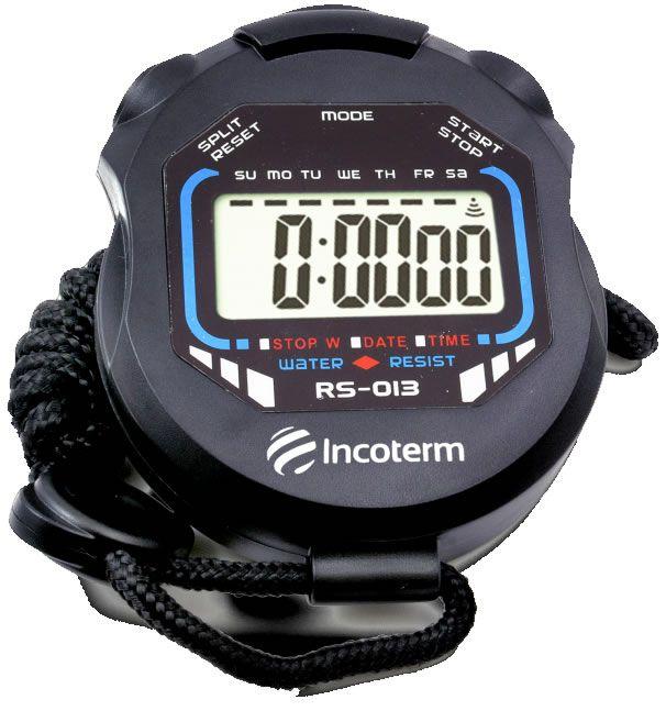 Cronômetro Digital Esporte Com Alarme Incoterm