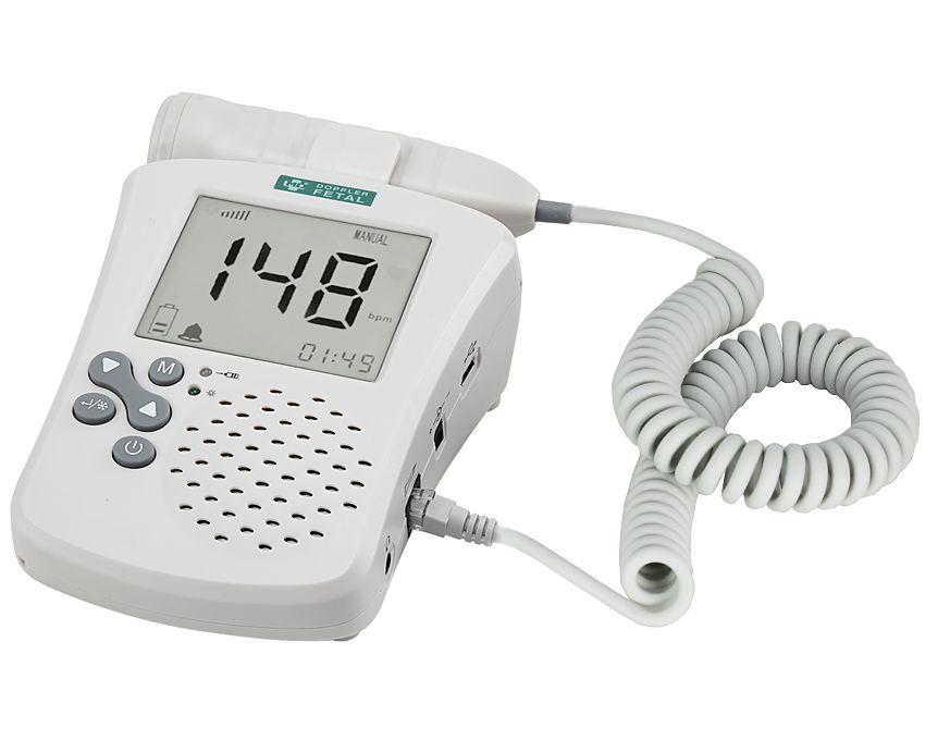 Doppler Fetal de Mesa FD-300D Bateria Recarregável/Bivolt MD