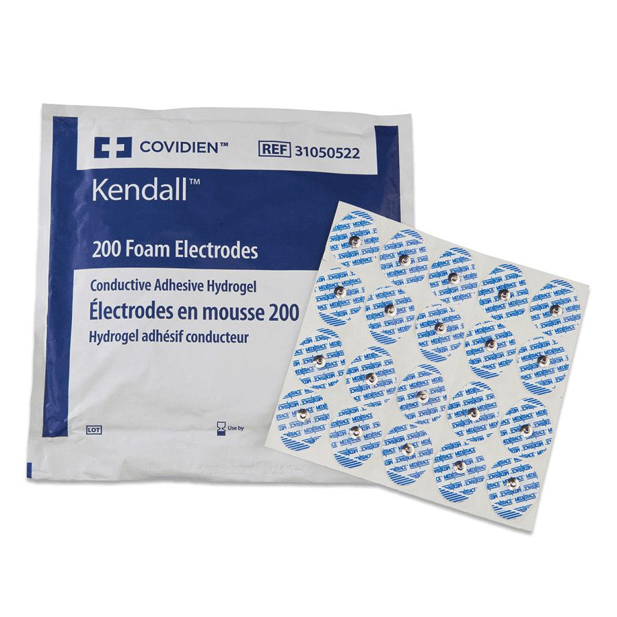 Eletrodo Meditrace Adulto para ECG pct c/100un Covidien
