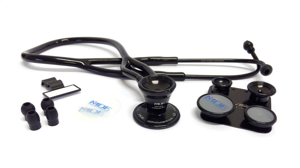 Estetoscópio Duplo Procardial Era® All Black MDF