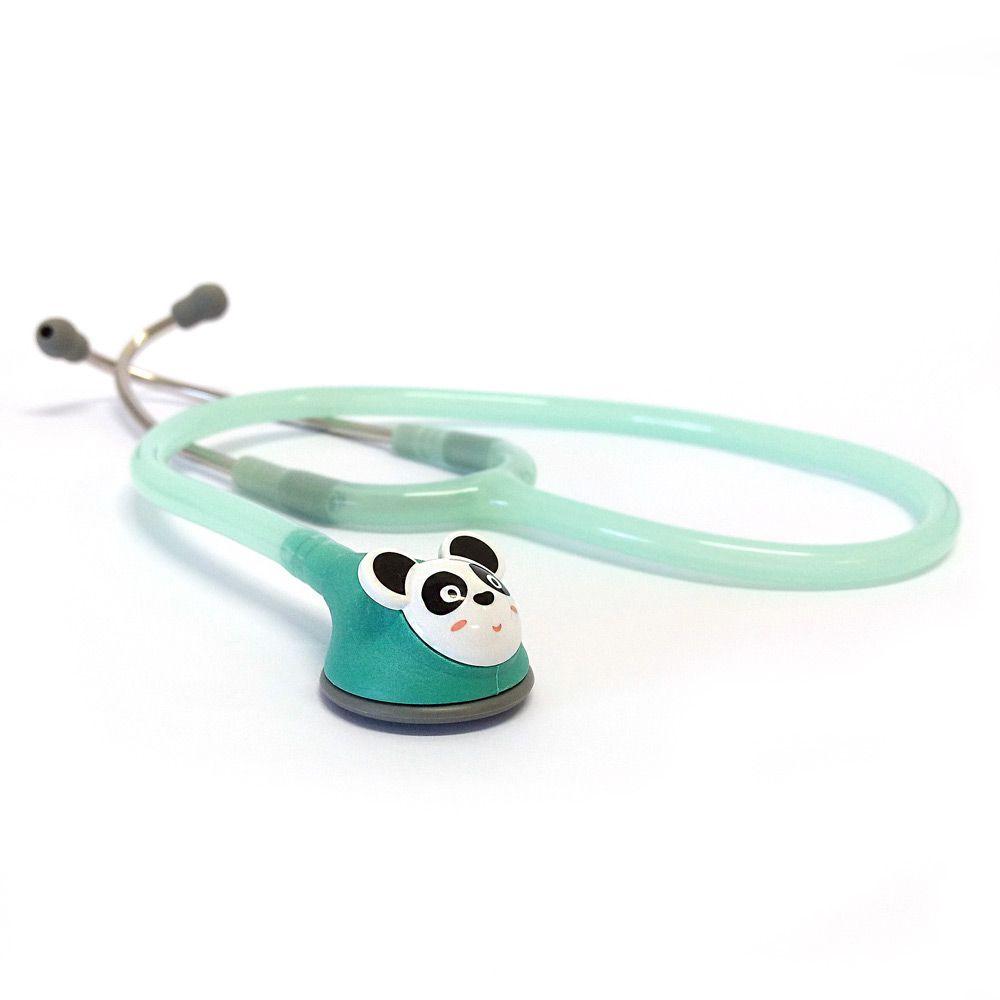 Estetoscópio Pediátrico Fun-Animal Verde Claro Spirit