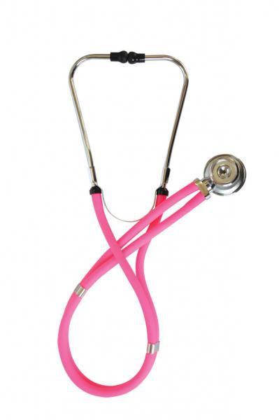 Estetoscópio Rappaport ER100 Pink Incoterm