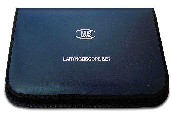 Estojo para Kit Laringoscópio Laryngoscope Set MD